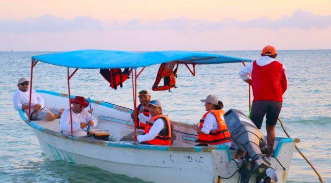 Deporte y sana convivencia en la costa yucateca